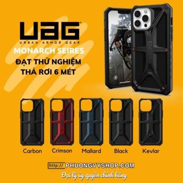 Ốp UAG Monarch Series iPhone 13 Promax (chính hãng)